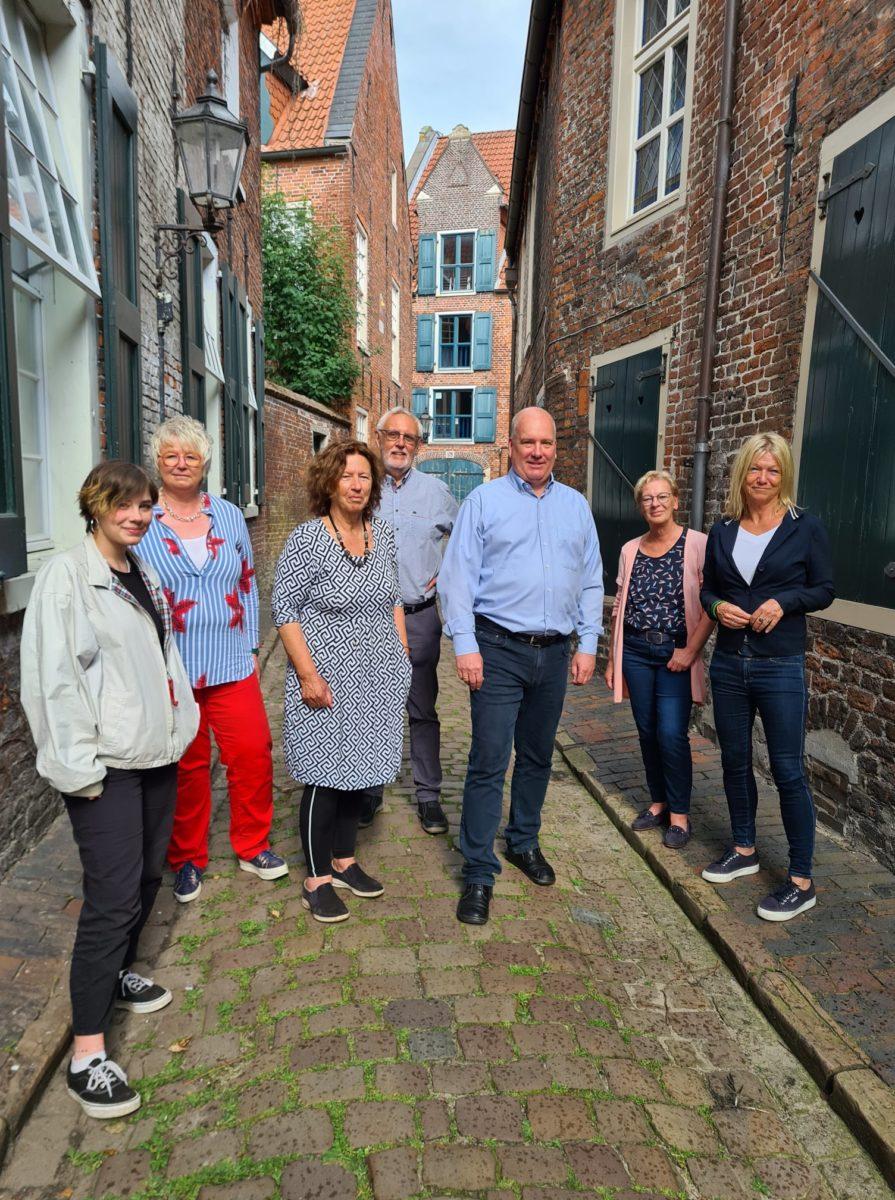 Bürgermeisterwahl: Leeraner Grüne unterstützen Claus-Peter Horst