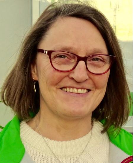 Christiane Hilbert
