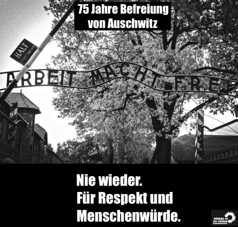 Eingang Konzentrationslager Auswitz